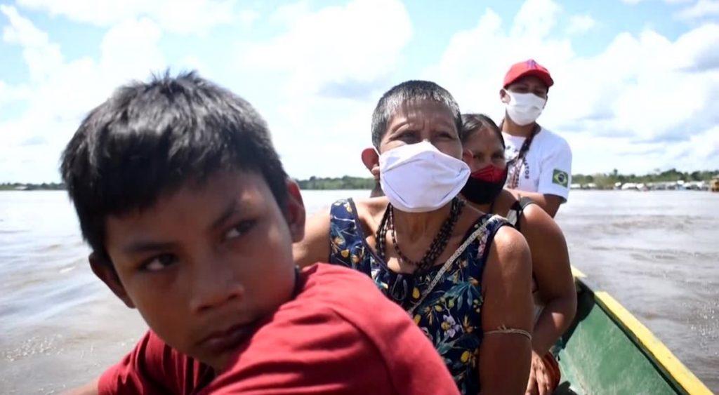 covid-19: Doce días en el río tras una vacuna: el viaje del nativo Matis para escapar del covid |  Planeta futuro
