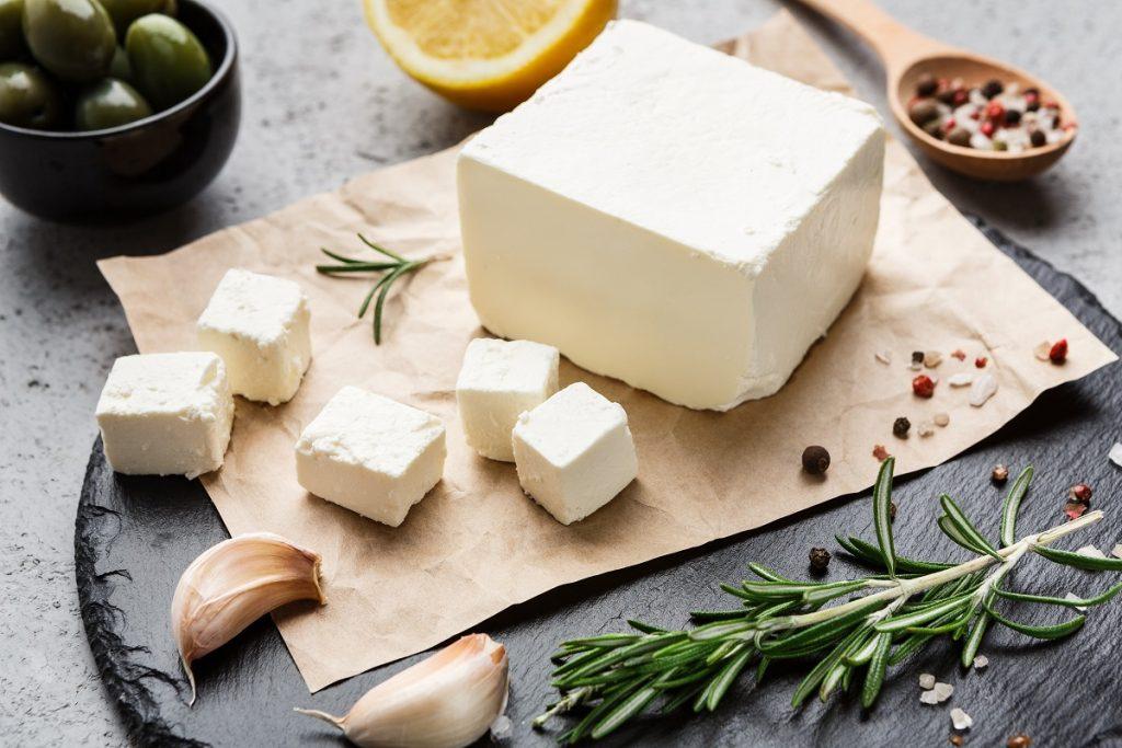 Ingredientes tradicionales griegos