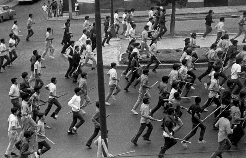 10 de junio de 1971: Medio siglo del Halconazo: una difícil conmemoración |  Opinión