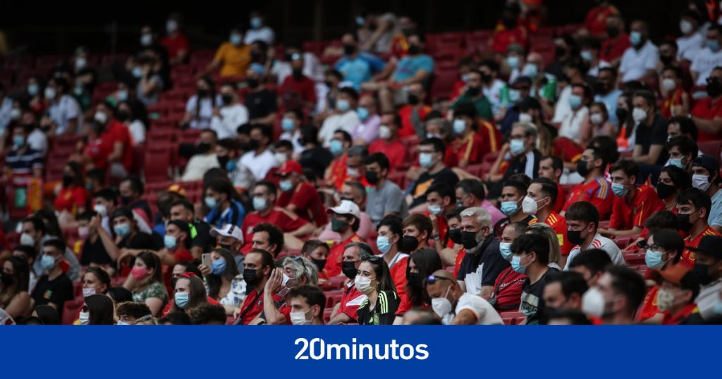 15.000 aficionados en España vs Portugal