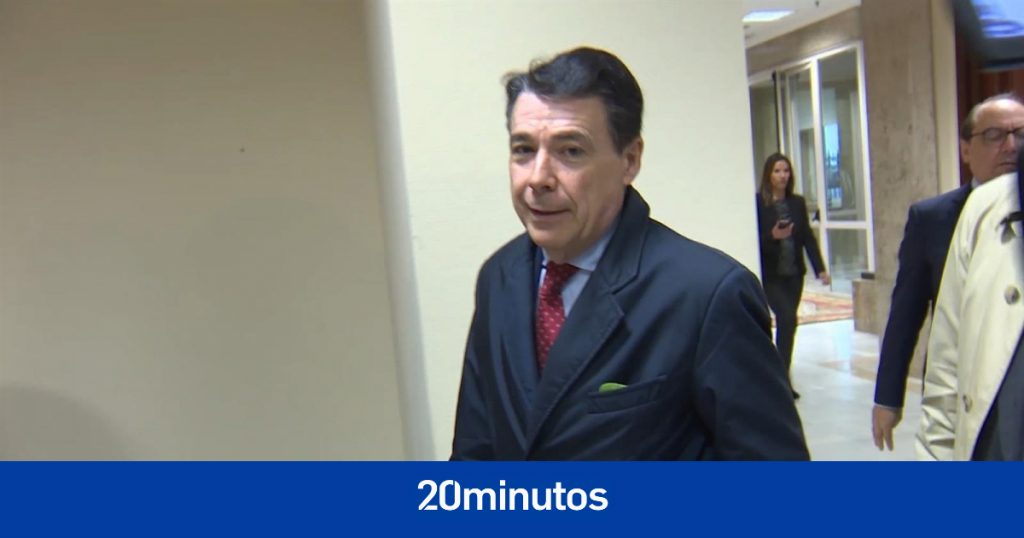 Abren el caso contra Ignacio González por la atribución del tren Navalcarnero
