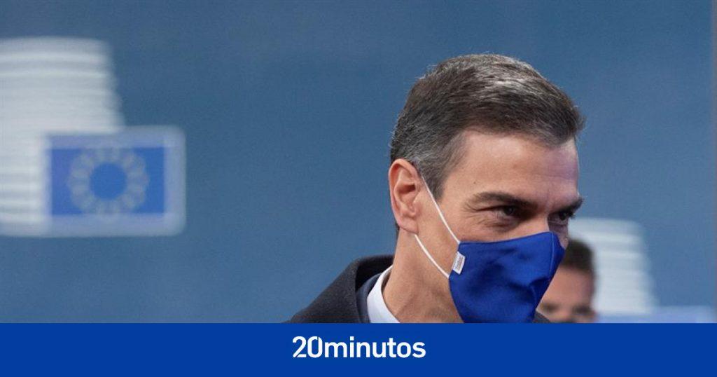Bruselas exige a Sánchez 'tener cuidado' con los impuestos en 2022 y controlar el déficit y la deuda a medio plazo