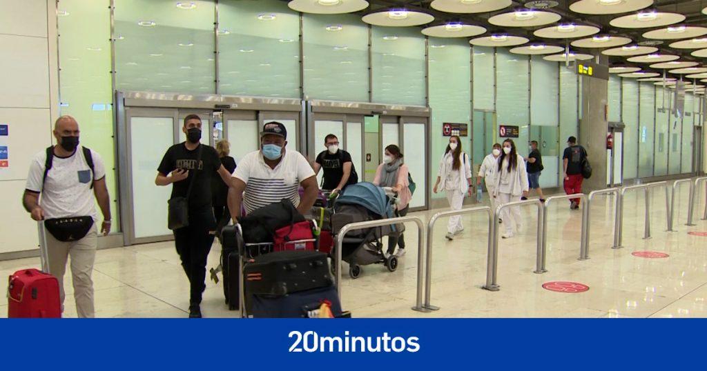 """Bruselas incluye a España como país emisor del """"pasaporte Covid"""" tras haber comenzado a hacerlo Sanidad y determinadas autonomías"""