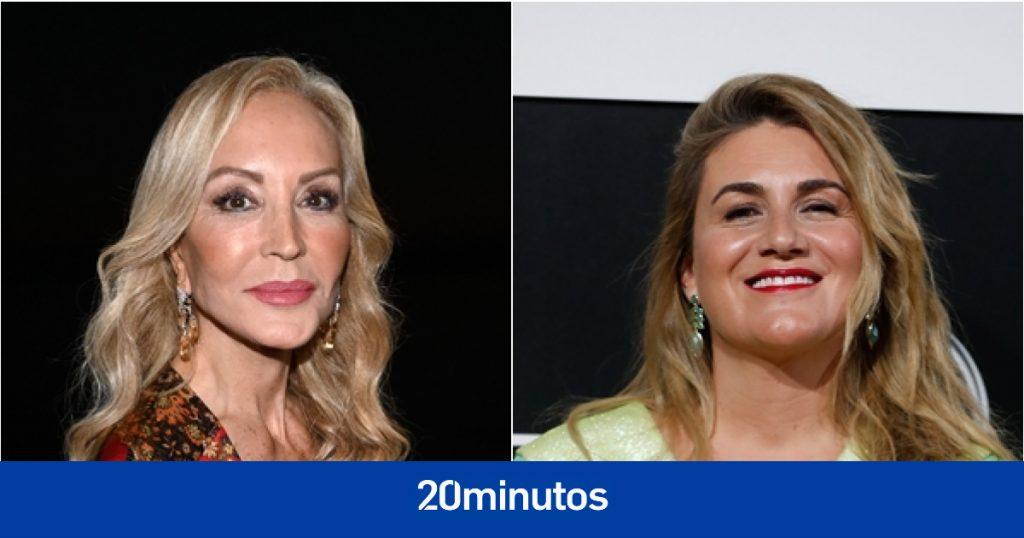 Carmen Lomana acusa a Carlota Corredera y la compara con la Inquisición por no admitir opiniones diferentes