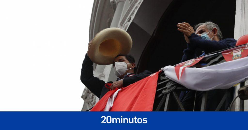 Castillo, el más votado en las elecciones peruanas con todos los expedientes tratados