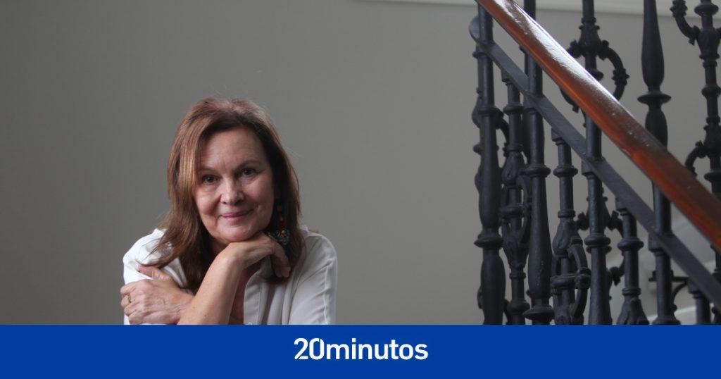 """Clara Sánchez: """"Es obvio que hay brecha de género en RAE"""""""