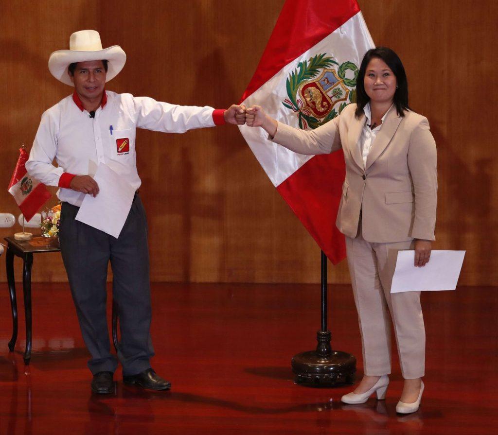Claves para elecciones presidenciales ajustadas que dividen a Perú    Internacional
