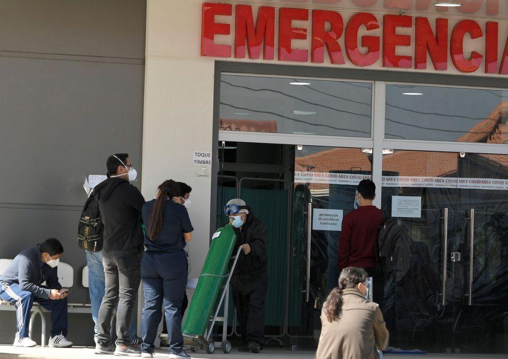 Coronavirus: Bolivia se acerca al colapso sanitario de la tercera ola del covid-19    Sociedad