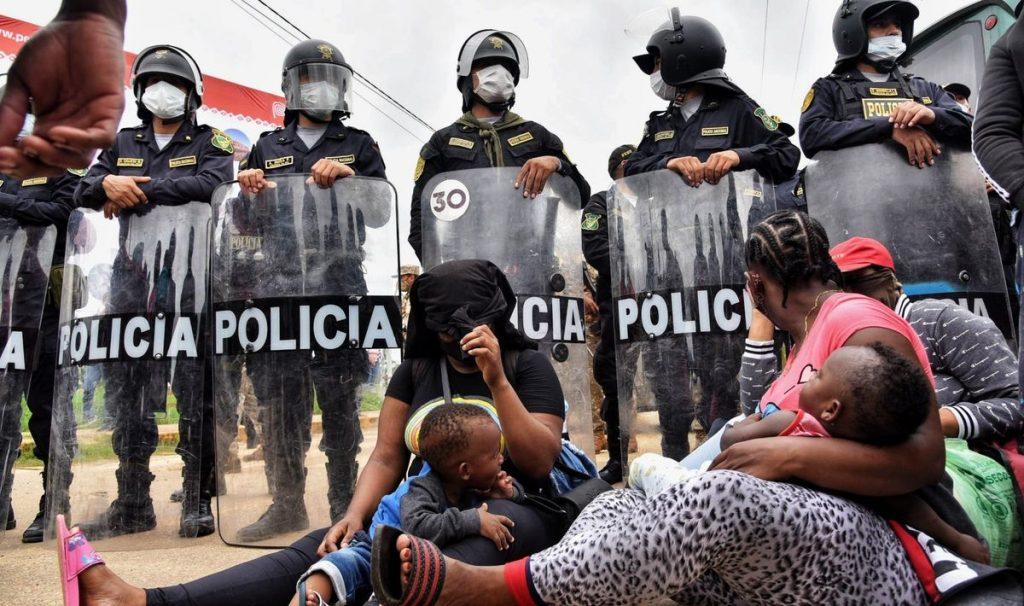 Covid-19: La pandemia genera una crisis migratoria en la frontera entre Perú y Brasil |  Internacional