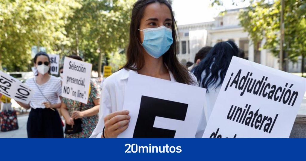 Darias anuncia una solución telemática similar al presencial para MIRs