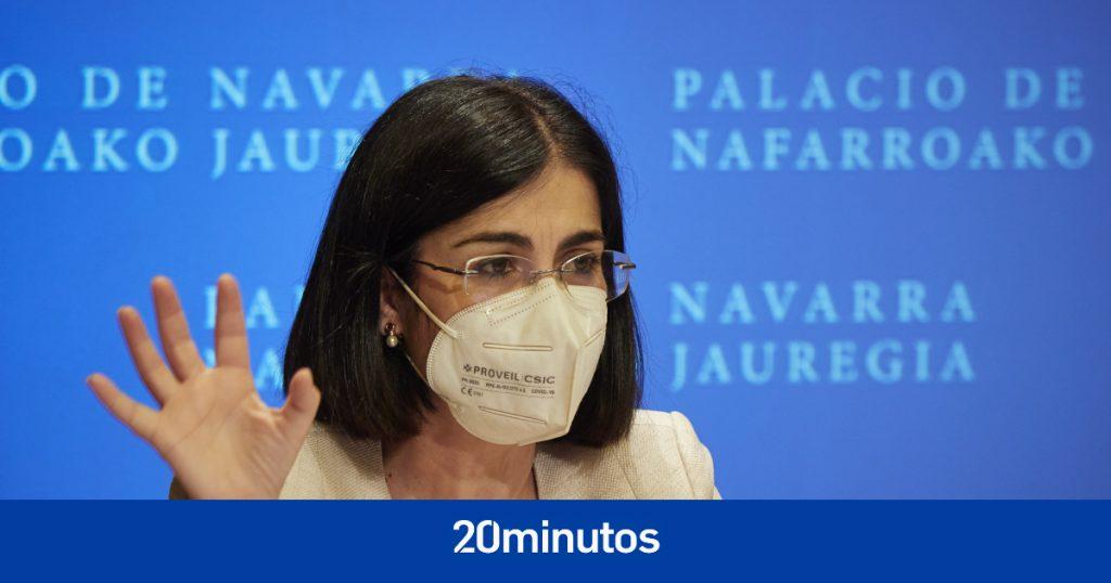 """Darias elogia a los medios luego de que Simón los acusara de """"usar"""" la polémica de AstraZeneca"""