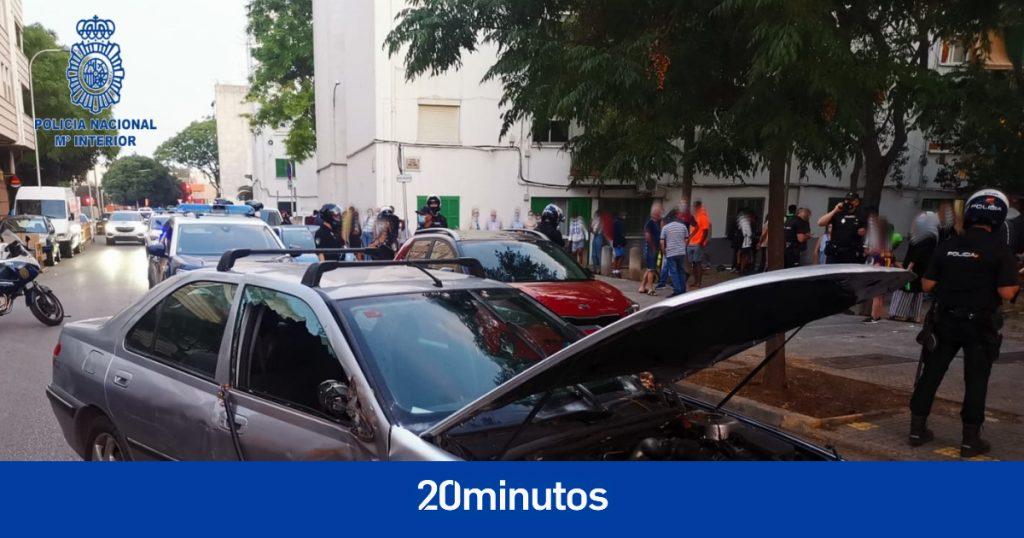 Detienen a hombre por intentar atropellar a peatones en Palma
