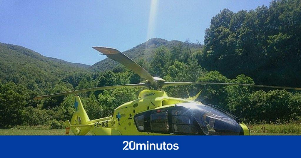 Dos muertos y cinco heridos, incluido un menor grave, en accidente en León