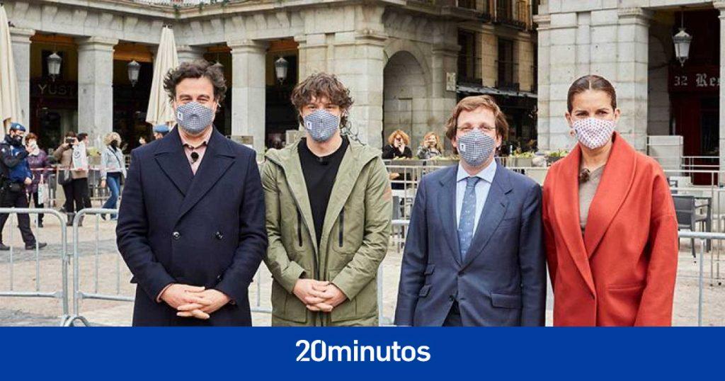 Draft en un episodio de `` MasterChef '' que protagonizará José Luis Martínez-Almeida, Josie y Andy García