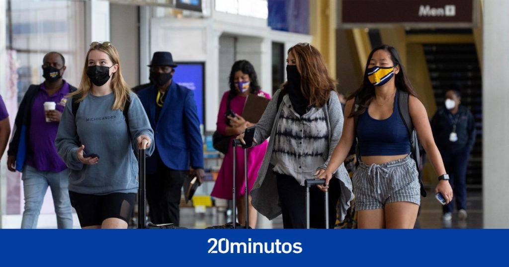 EE. UU. Relaja las recomendaciones de viaje a 60 países, incluido España