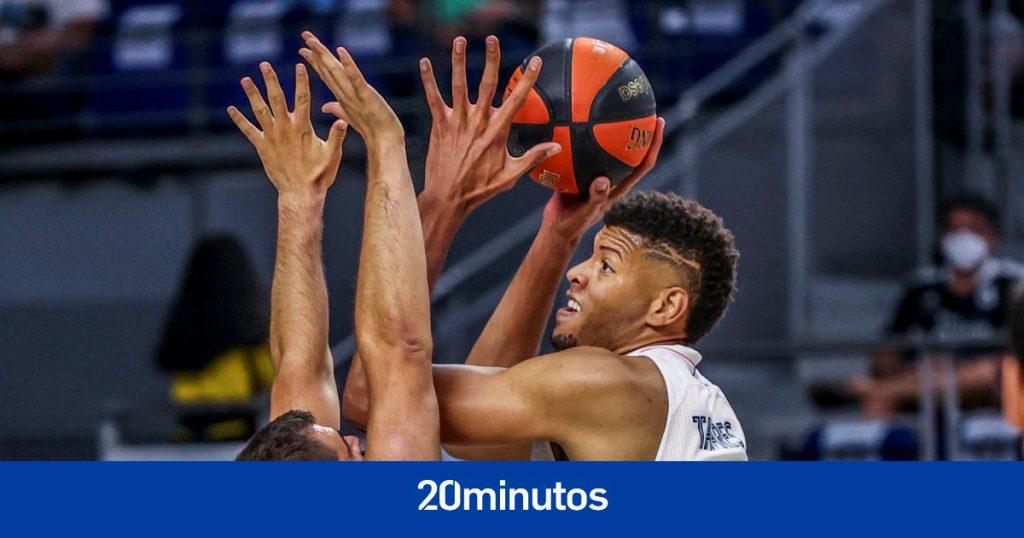 El Real Madrid tira de garra al gran Valencia para jugar la final ACB