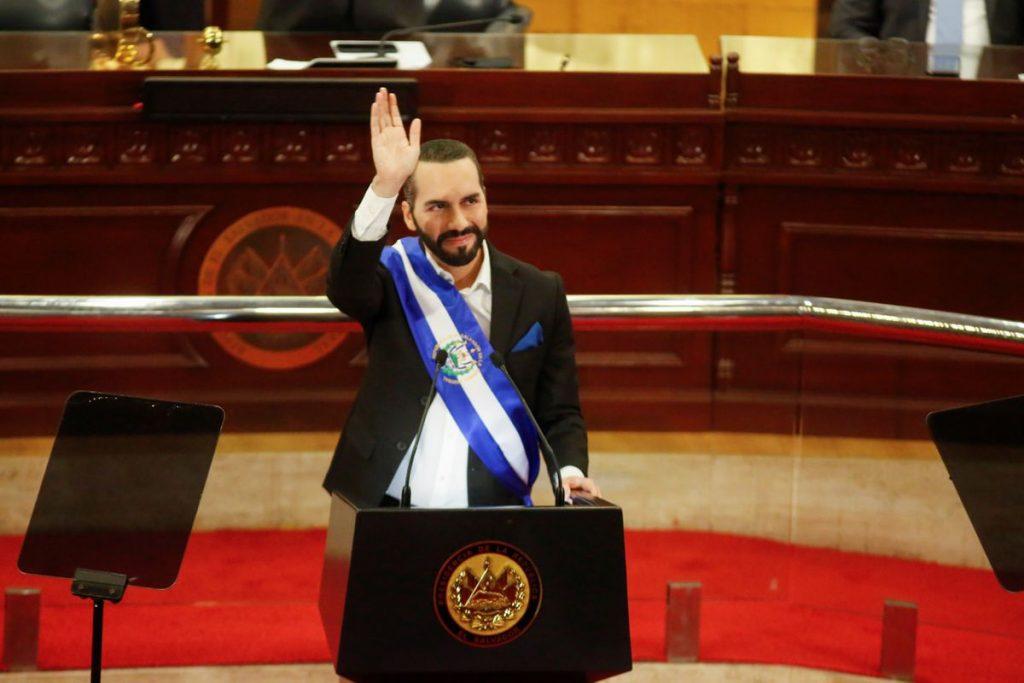 """El Salvador: Bukele pide al """"pueblo"""" que se movilice para defender sus conquistas    Internacional"""