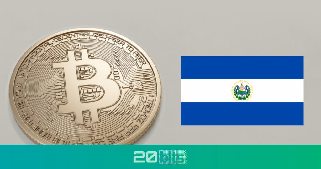 El Salvador podría ser el primer país en aceptar Bitcoin como moneda de curso legal