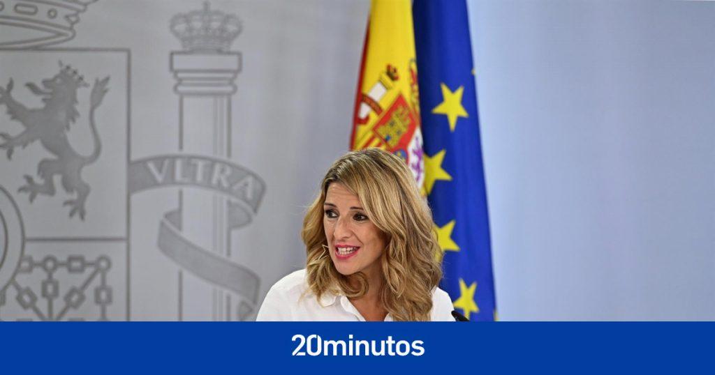 El gobierno aprueba 5.000 millones para luchar contra el paro juvenil y Díaz anuncia que limitará la temporalidad