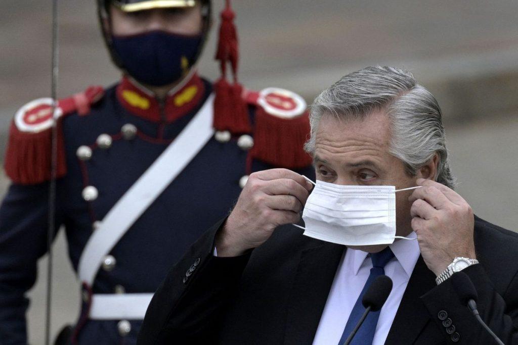 El presidente argentino Alberto Fernández irrita a todo un continente con una sola frase |  Internacional