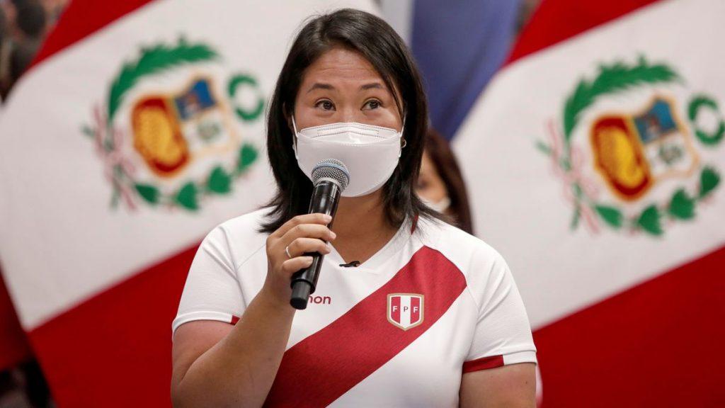 Elecciones en Perú 2021: Las últimas encuestas en Perú apuntan a la tendencia alcista de Keiko Fujimori    Internacional