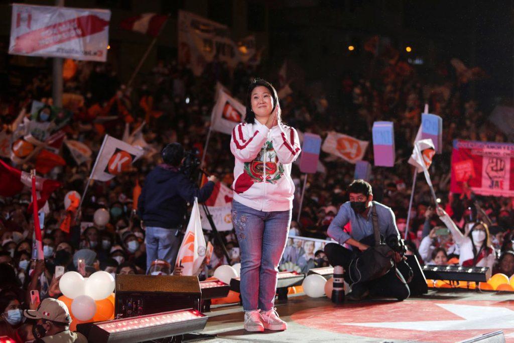 Elecciones en Perú: Keiko Fujimori y el perdón    Internacional