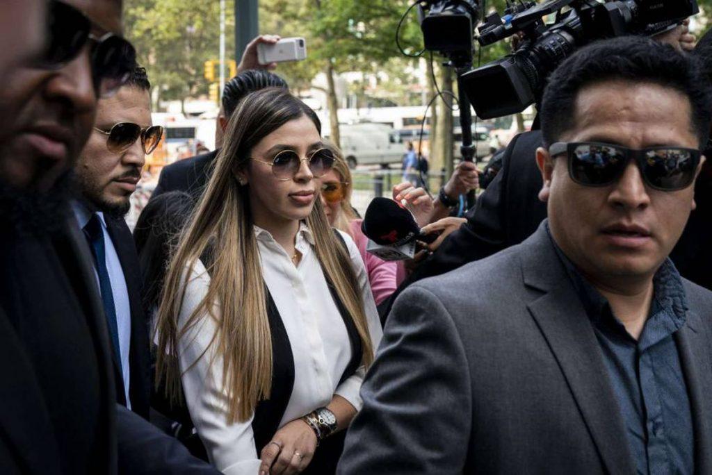 Emma Coronel, esposa de El Chapo, se declara culpable de narcotráfico y lavado de dinero en Estados Unidos |  Internacional