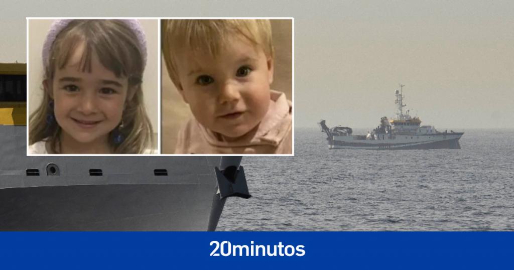 Encuentran el cuerpo sin vida de la niña mayor desaparecida de Tenerife en una bolsa sumergida en el mar