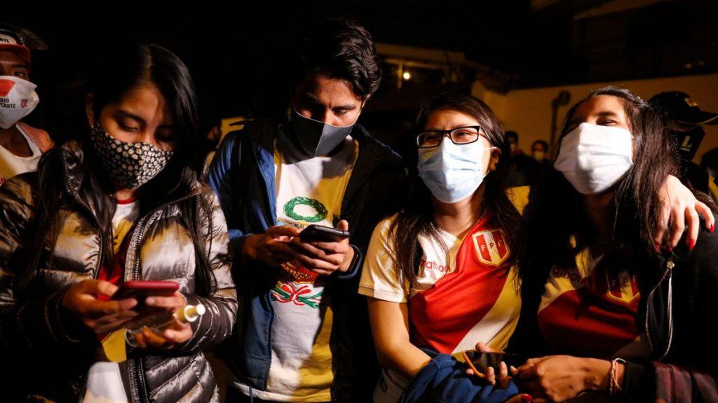 Encuesta a boca de urna confirma la tendencia alcista de Fujimori en las elecciones peruanas    Internacional