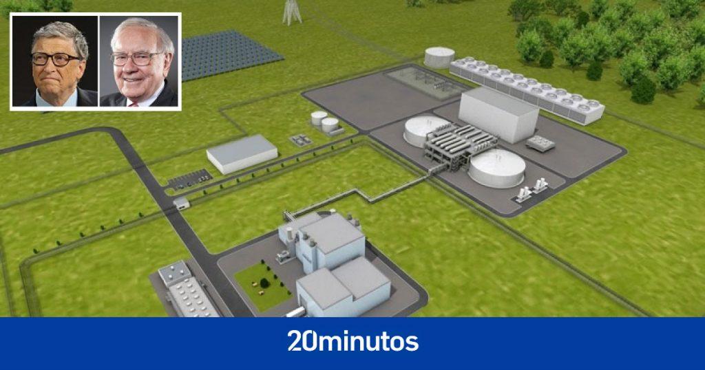Este es el nuevo reactor nuclear 'Natrium' que construirán Bill Gates y Warren Buffett en Estados Unidos.