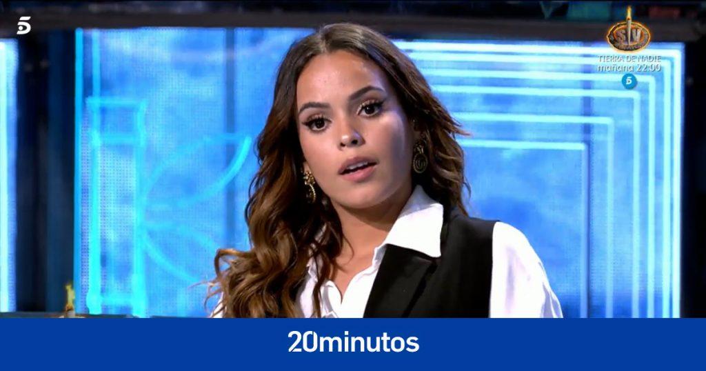 """Gloria Camila llama a Belén Rodríguez """"lame"""" luego de pedirle que simpatice con su hermana, Rocío Carrasco"""