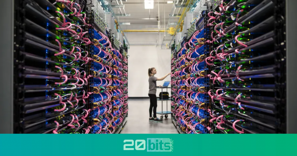 Google está utilizando inteligencia artificial para diseñar su próxima generación de chips ... y lo está haciendo más rápido de lo que lo haría un humano