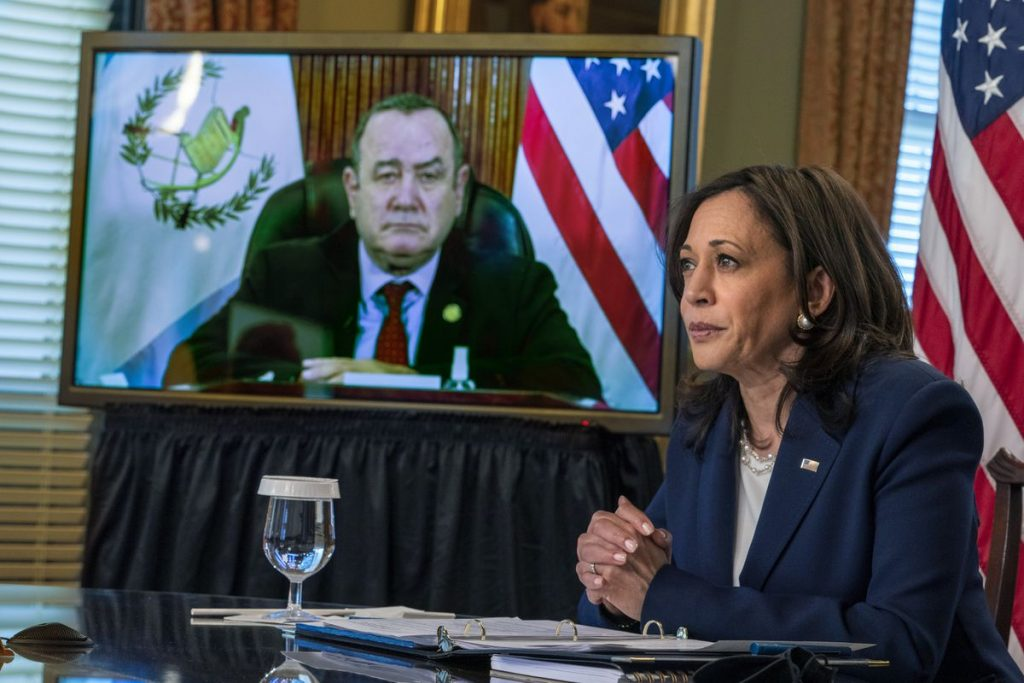 Guatemala, Biden y Harris apuestan en Centroamérica al derrotar |  Internacional
