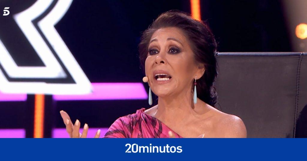 """Isabel Pantoja muestra su dolor en 'Top Star': """"¿No tienes hijos?"""""""