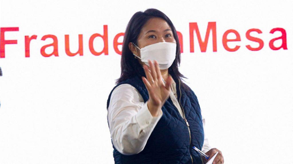 Keiko Fujimori denuncia fraude electoral no comprobado y altera el último recuento de votos en Perú    Internacional