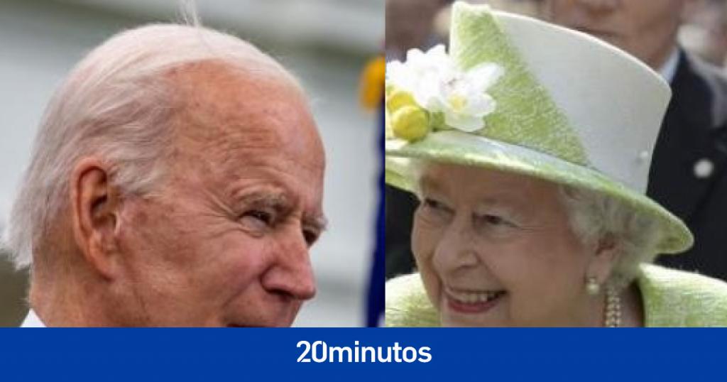 La reina Isabel II dará la bienvenida a Biden al Castillo de Windsor el 13 de junio