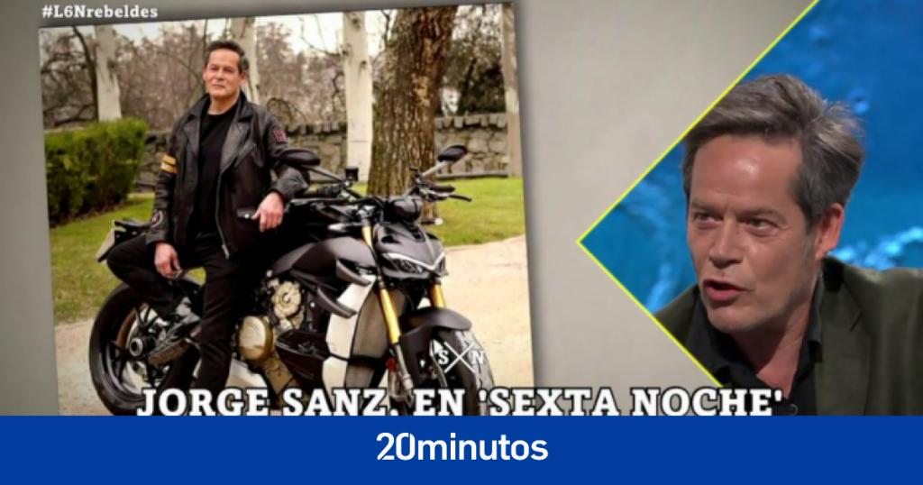 La sorprendente revelación de Jorge Sanz en la Sexta que deja sorprendido a Iñaki López