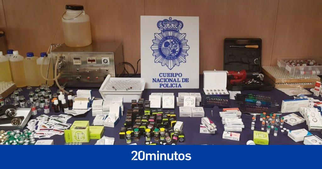 Las bandas criminales están trayendo más que nunca productos falsificados y peligrosos a España, como las drogas