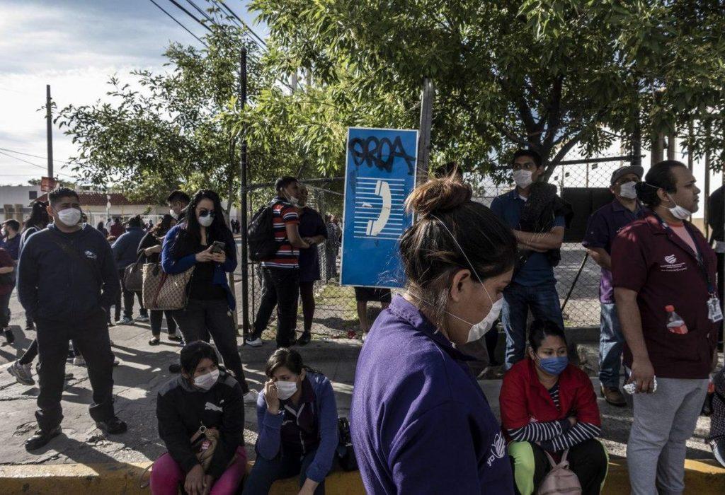 Las muertes de Juárez: el coronavirus lo inician las maquilas |  Sociedad