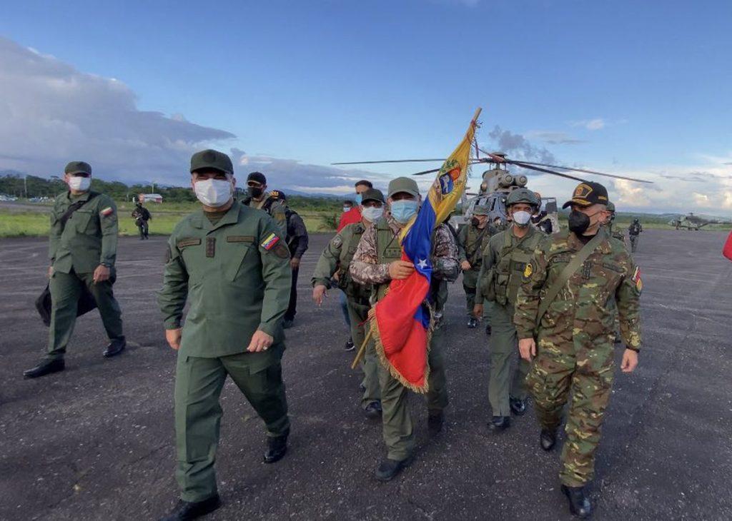 Liberación de ocho soldados venezolanos secuestrados por disidentes de las FARC    Internacional