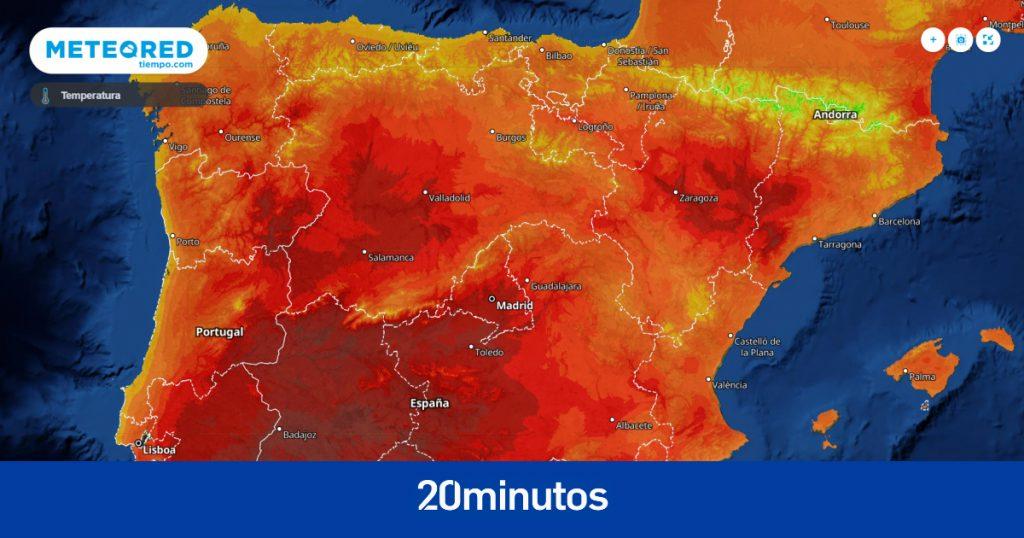 """Llega el calor intenso, """"de mediados del verano"""", con noches tropicales y temperaturas que llegan hasta los 40 grados"""
