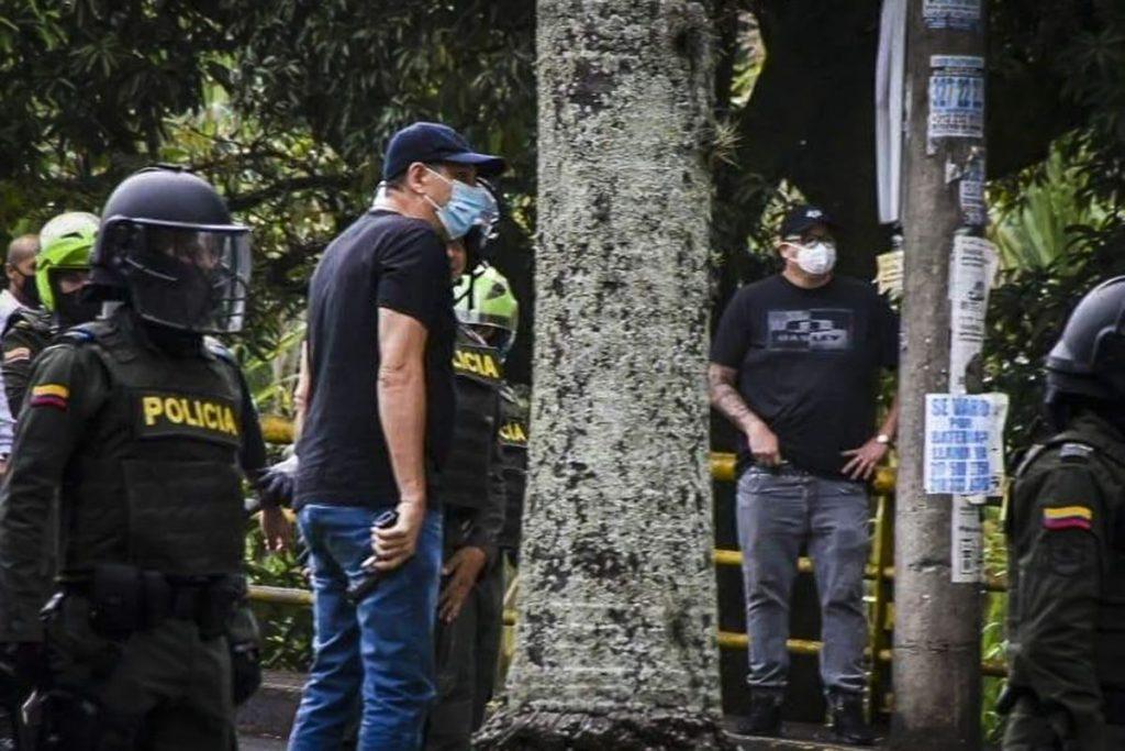 Los Pájaros: La sombra del paramilitarismo se cierne sobre las protestas en Colombia    Internacional