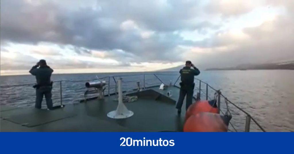 Los investigadores sospechan que Gimeno usó piedras para pesar los cuerpos de Anna y Olivia en el mar