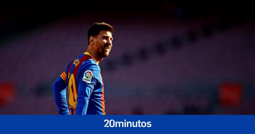 Messi acepta la oferta económica del Barça y renovará por dos temporadas