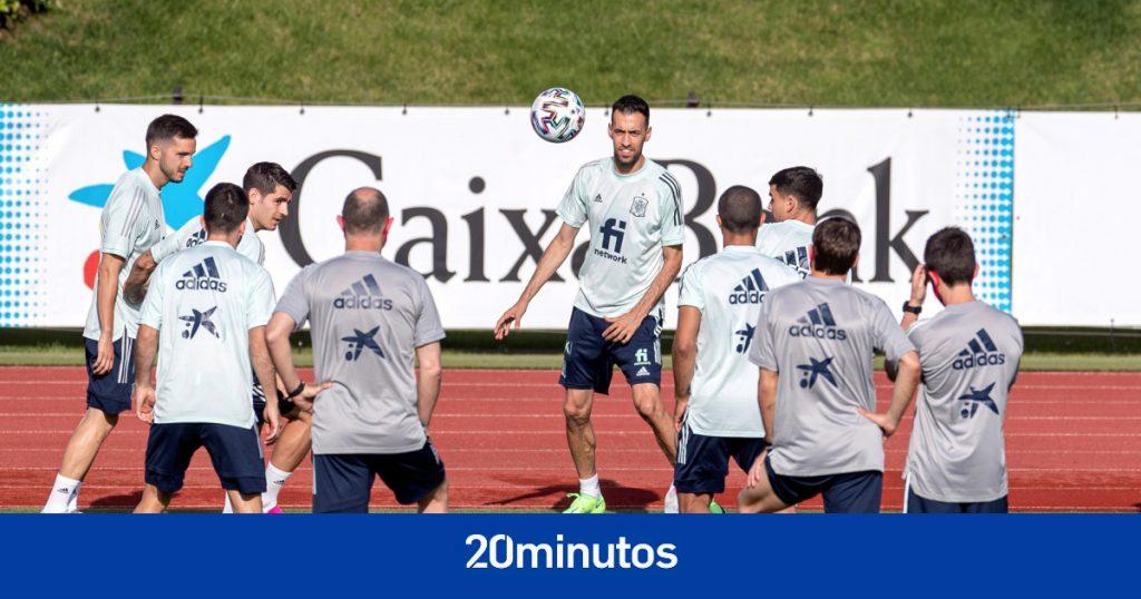 Miedo a una epidemia en la selección española siete días antes de la Eurocopa