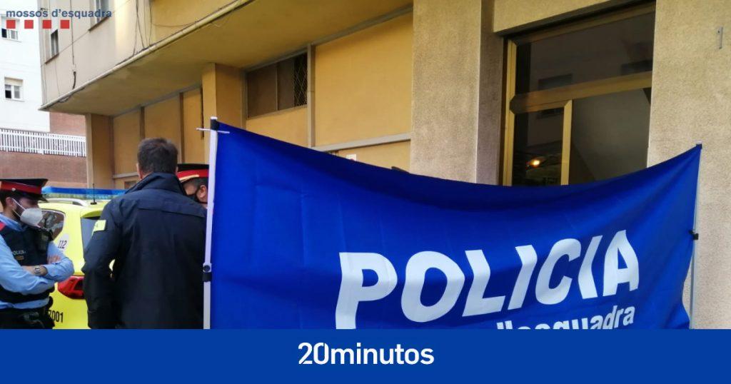 Mujer detenida acusada de matar a su hija de cuatro años en Barcelona