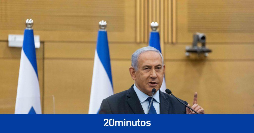 Netanyahu maniobra para romper la frágil coalición que lo sacaría del poder