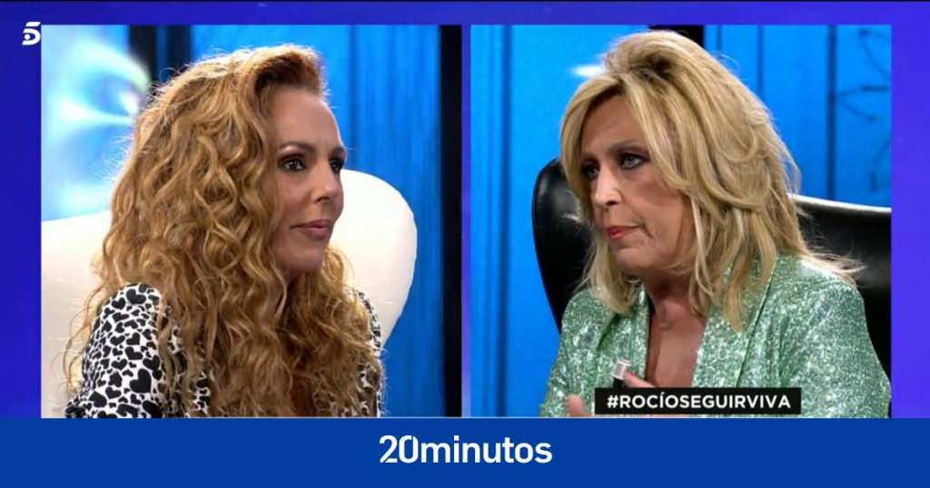 """""""No sabía que era tan manipulable, Rocío Carrasco fue una bofetada"""""""