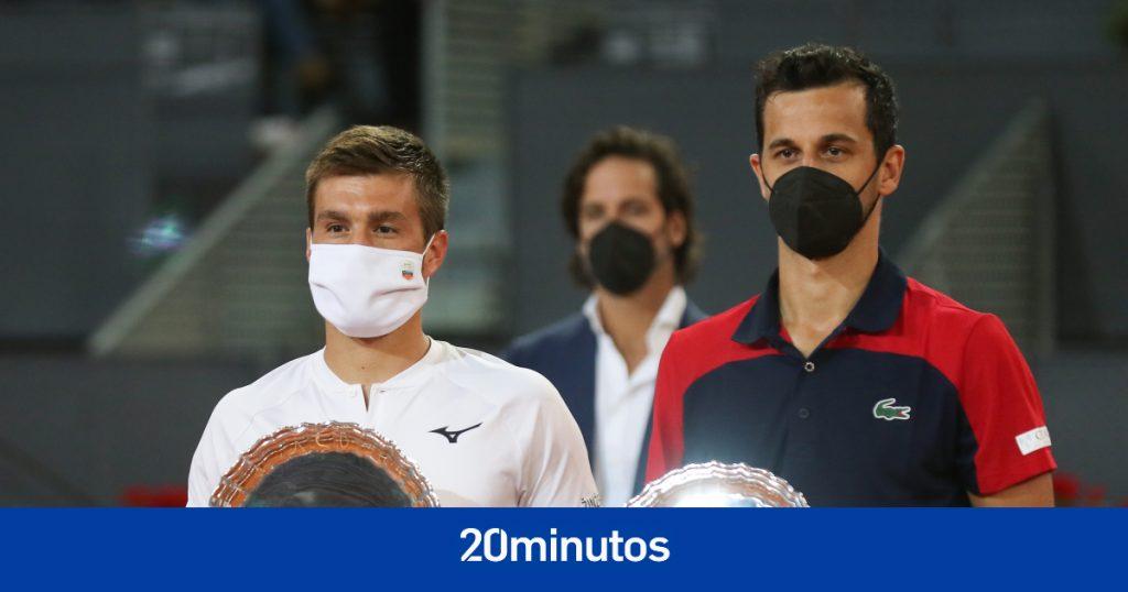 Número uno en parejas, descalificado de Roland Garros después de dar positivo por Covid-19