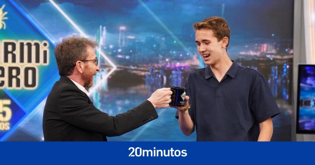 Pablo Motos conoce al único invitado que visitó 'el Hormiguero' antes de que él naciera